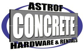 Astrof Concrete Hardware Cementious Products